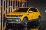 抢先实拍大众T-Cross 小型SUV新势力