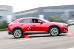 特立独行的好选择 试驾一汽马自达CX-4