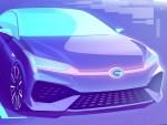 续航或超600公里 广汽新能源纯电动轿车将于广州车展首发
