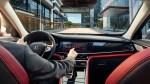 高级美感轿跑SUV,长安CS85内饰正式发布