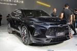 2018广州车展:雪佛兰FNR-CarryAll概念SUV亮相 外型科幻