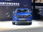 2018广州车展:汉腾X5 EV正式上市 售价18.98-19.98万元