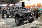 2018洛杉矶车展:Jeep Gladiator发布 能拉货的牧马人