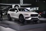 2018洛杉矶车展:沃尔沃全新V60 CrossCountry亮相 标配四驱