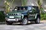 北京BJ40 PLUS柴油版/城市猎人版正式上市 售16.99-17.48万元