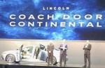 """林肯大陆全新车型曝光 车门和劳斯莱斯一样""""对开"""""""