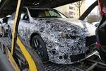 宝马2系Gran Coupe更多谍照曝光 前驱平台打造/2019年亮相