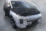 曝吉利SX12量产谍照 延续概念车设计/或2019年底上市