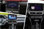 摆脱手机小屏幕导航 6款自主紧凑级SUV中控系统横评
