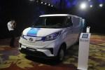 电动物流小能手 上汽大通EV30上市 售12.69-18.17万元