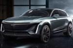 凯迪拉克发布电动概念SUV 通用EV平台首车/L4级自动驾驶能力