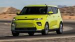 全新起亚Soul EV新增配色可供选择 新车更加个性