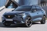半SUV半性插混选手 Cupra Formentor概念车日内瓦车展首发