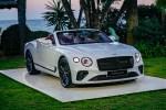 全新宾利欧陆GT敞篷版上市 售328.10万起