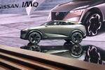 Juke终于不会那么丑了!日产IMQ概念车亮相 或为其原型车