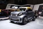 Smart Forease+概念车亮相日内瓦 软顶运动又跨界