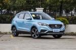 上汽最新电动SUV/续航335km 名爵EZS预售11.98万元起