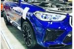 最速SUV竞争进一步加剧 宝马全新X5M/X6M实车
