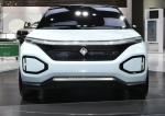 宝骏概念车RM-C正式亮相,感觉颜值已经达到了巅峰