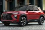 通用汽车最新款紧凑型SUV 2021款雪佛兰创界首次亮相