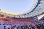 坐在第一排看欧冠决赛是一种怎样的体验?小哥哥来告诉你!