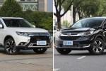 欧蓝德对比CR-V 谁是真正的全能型家用SUV
