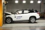 2019年第二批C-NCAP成绩公布 8款车型获五星及以上评价