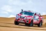 沙漠试驾纳瓦拉/锐骐6 体验郑州日产赛车皮卡的越野魅力
