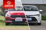 13万元合资家轿性价比之争 起亚K3对比丰田雷凌