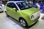 欧拉R1青春版亮相成都车展 专属车身配色/动力保持不变