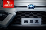 丰田公布全新SUV威兰达 基于TNGA架构/将于广州车展首发