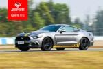 易车赛道日 福特Mustang大战大众高尔夫GTI