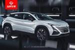 """长安UNI序列中文定名""""引力"""" UNI-T将在日内瓦车展全球首发"""