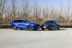 """中大型SUV""""油电混斗"""" 理想ONE对比凯迪拉克XT6(静态篇)"""