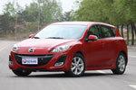 惬意游走城市间 测试全新2.0升Mazda3两厢