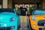"""""""易""""起选车:MINI和甲壳虫之间的抉择"""