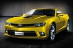 雪佛兰科迈罗RS限量版中国首发 限量300台