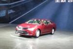 丰田新款凯美瑞12月上市 配新2.0L发动机