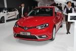 2014年广州车展 实拍图解2015款MG6