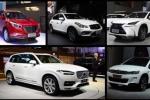 2014广州车展热门SUV 国产/进口齐发力