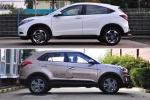 本田缤智对比现代ix25 小型SUV新贵之争
