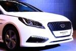 2015款索纳塔Hybrid发布 百公里油耗5.5L