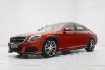 BRABUS或将推出红色圣诞版奔驰S级车型
