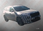 国产Jeep自由光谍照曝光 将2015年4月亮相