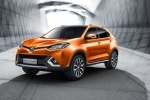 MG GTS crossover2015年上市 配2.0T动力