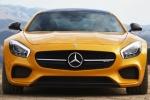 奔驰AMG GT S试驾体验 优雅的性能机器