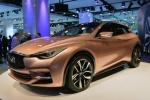 英菲尼迪将量产QX30 未来将有望引入国内