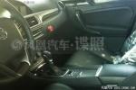 上汽改款MG6内饰曝光 或年内上市