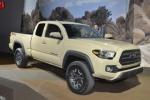 2015北美车展 新款丰田Tacoma正式发布