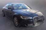 国产新款奥迪A6L谍照 有望上海车展上市